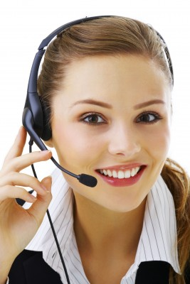 Air Purification Systems Receptionist